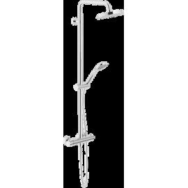 Colonna doccia TAGO esterna termostatica